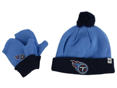 Tennessee Titans '47 NFL Toddler '47 Bam Bam Knit Set