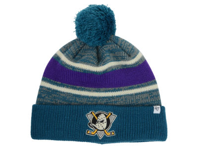 Anaheim Ducks '47 NHL '47 Fairfax Pom Knit