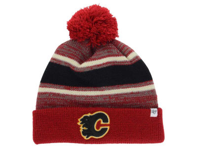 Calgary Flames '47 NHL '47 Fairfax Pom Knit