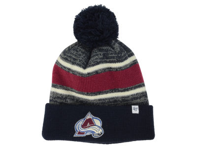 Colorado Avalanche '47 NHL '47 Fairfax Pom Knit