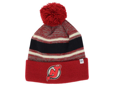 New Jersey Devils '47 NHL '47 Fairfax Pom Knit