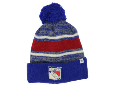 New York Rangers '47 NHL '47 Fairfax Pom Knit