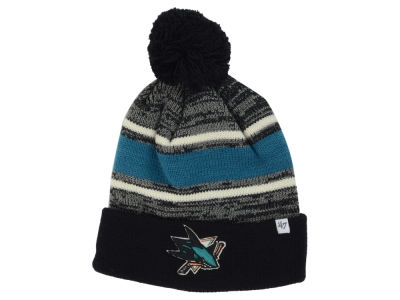 San Jose Sharks '47 NHL '47 Fairfax Pom Knit