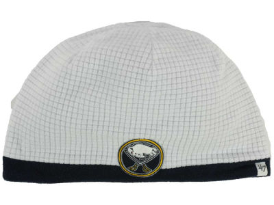Buffalo Sabres '47 NHL '47 Grid Fleece Beanie Knit