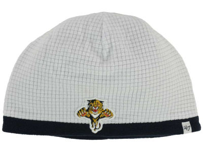 Florida Panthers '47 NHL '47 Grid Fleece Beanie Knit