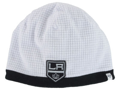 Los Angeles Kings '47 NHL '47 Grid Fleece Beanie Knit