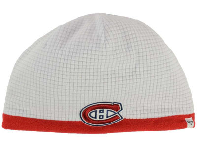 Montreal Canadiens '47 NHL '47 Grid Fleece Beanie Knit