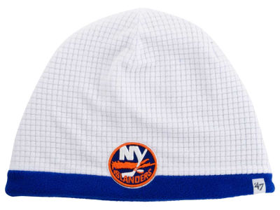 New York Islanders '47 NHL '47 Grid Fleece Beanie Knit