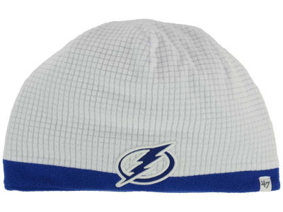 Tampa Bay Lightning '47 NHL '47 Grid Fleece Beanie Knit