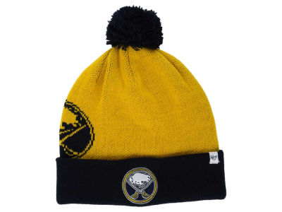 Buffalo Sabres '47 NHL '47 Double Stack Pom Knit