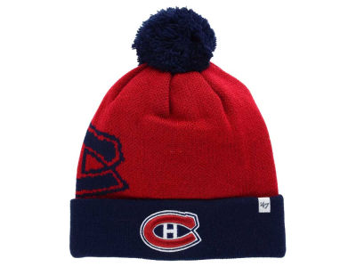 Montreal Canadiens '47 NHL '47 Double Stack Pom Knit