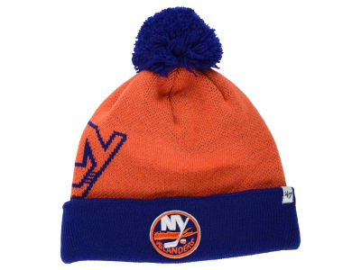 New York Islanders '47 NHL '47 Double Stack Pom Knit