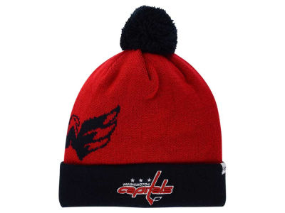 Washington Capitals '47 NHL '47 Double Stack Pom Knit