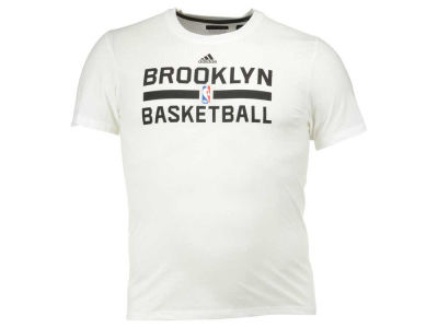 Brooklyn Nets adidas NBA Men's On Court Graphic Aeroknit T-Shirt