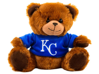 Kansas City Royals 7.5inch Premium Plush Shirt Bear