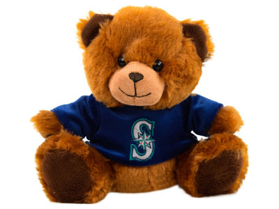 Seattle Mariners 7.5inch Premium Plush Shirt Bear