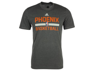 Phoenix Suns adidas NBA Men's On Court Graphic Aeroknit T-Shirt