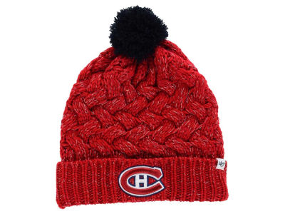 Montreal Canadiens '47 NHL Women's '47 Fiona Pom Knit