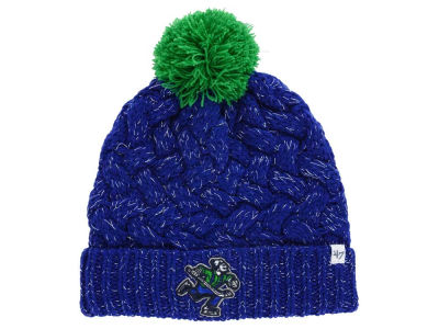Vancouver Canucks '47 NHL Women's '47 Fiona Pom Knit