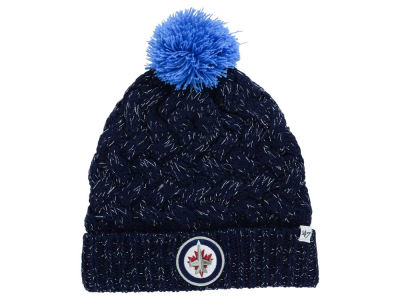 Winnipeg Jets '47 NHL Women's '47 Fiona Pom Knit
