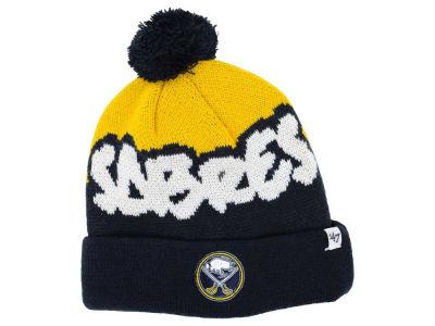 Buffalo Sabres '47 NHL Youth '47 Underdog Pom Knit