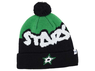 Dallas Stars '47 NHL Youth '47 Underdog Pom Knit