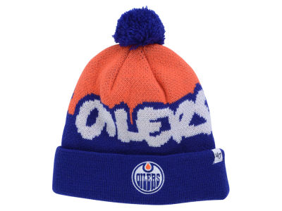 Edmonton Oilers '47 NHL Youth '47 Underdog Pom Knit