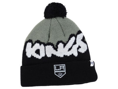 Los Angeles Kings '47 NHL Youth '47 Underdog Pom Knit
