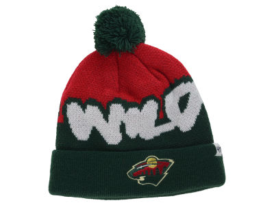 Minnesota Wild '47 NHL Youth '47 Underdog Pom Knit
