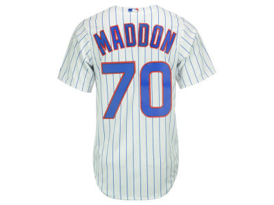 Chicago Cubs Joe Maddon Majestic MLB Men's Player Replica CB Jersey
