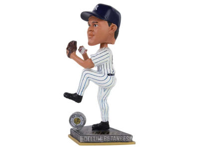 New York Yankees Dellin Betances Springy Logo Bobble