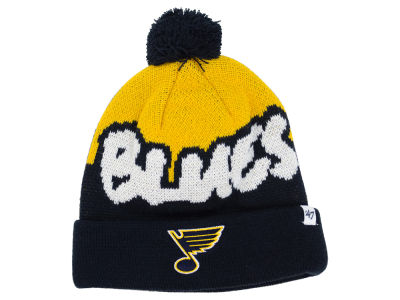 St. Louis Blues '47 NHL Youth '47 Underdog Pom Knit