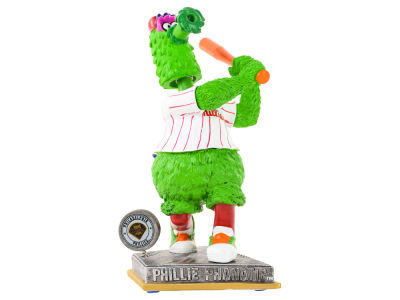 Philadelphia Phillies Phillie Phanatic Springy Logo Bobble
