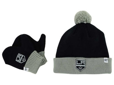 Los Angeles Kings '47 NHL Toddler '47 Bam Bam Knit Set