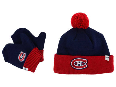 Montreal Canadiens '47 NHL Toddler '47 Bam Bam Knit Set