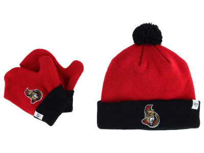 Ottawa Senators '47 NHL Toddler '47 Bam Bam Knit Set