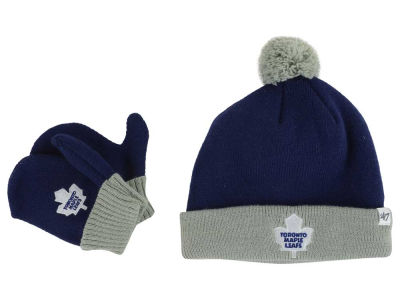 Toronto Maple Leafs '47 NHL Toddler '47 Bam Bam Knit Set
