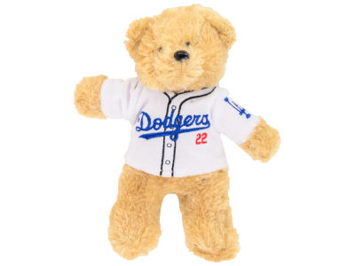 Los Angeles Dodgers Clayton Kershaw 8inch Player Jersey Bear