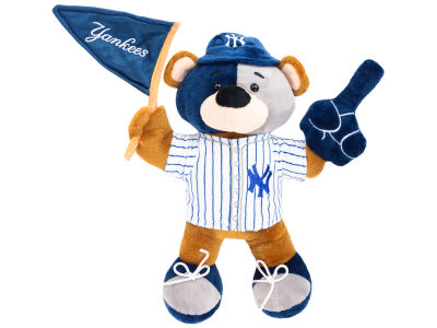 New York Yankees 10inch Fan Bear