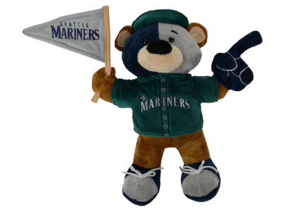 Seattle Mariners 10inch Fan Bear