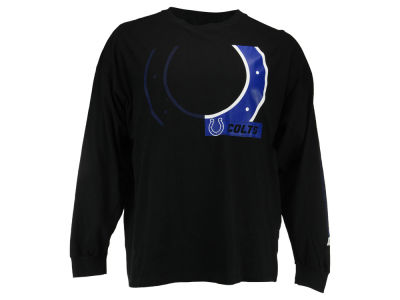 Indianapolis Colts NFL Men's Graphic Long Sleeve 3XL-5XL T-Shirt