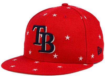 Tampa Bay Rays New Era MLB All Stars 59FIFTY Cap