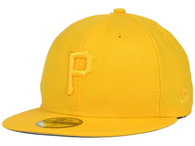 Pittsburgh Pirates New Era MLB Ton-Wool 59FIFTY Cap
