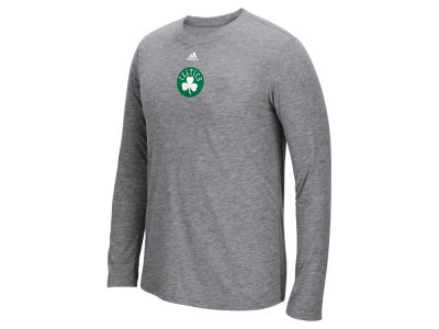 Boston Celtics adidas NBA Men's Pregame Long Sleeve T-Shirt