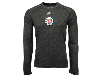 Los Angeles Clippers adidas NBA Men's Pregame Long Sleeve T-Shirt