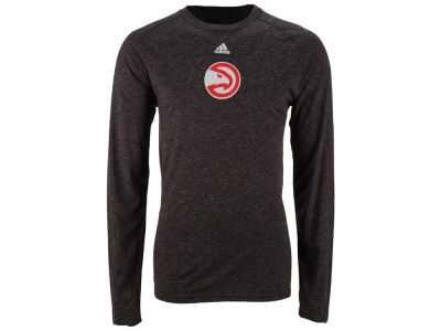 Atlanta Hawks adidas NBA Men's Pregame Long Sleeve T-Shirt
