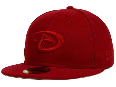 Arizona Diamondbacks New Era MLB Ton-Wool 59FIFTY Cap