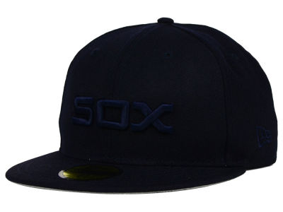 Chicago White Sox New Era MLB Ton-Wool 59FIFTY Cap
