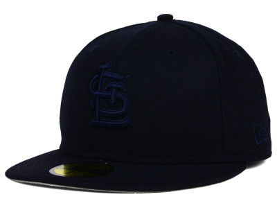 St. Louis Cardinals New Era MLB Ton-Wool 59FIFTY Cap
