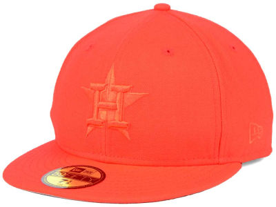 Houston Astros New Era MLB Ton-Wool 59FIFTY Cap